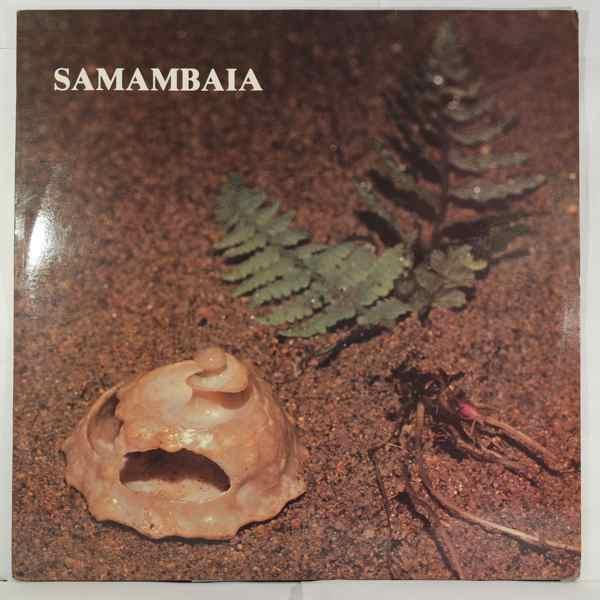 SAMAMBAIA - Nasceu Samambaia - LP