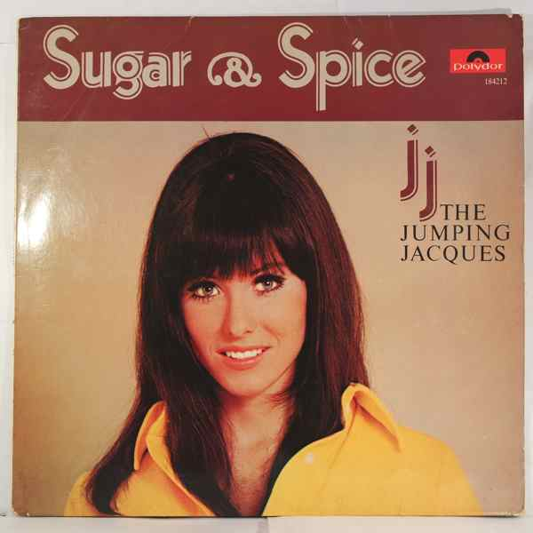 THE JUMPING JACQUES - Sugar & Spice - LP