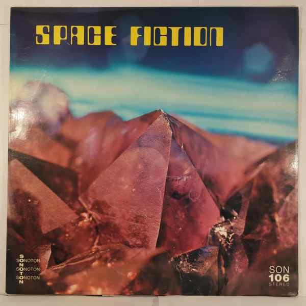 THE SAMMY BURDSON GROUP - Space fiction - LP