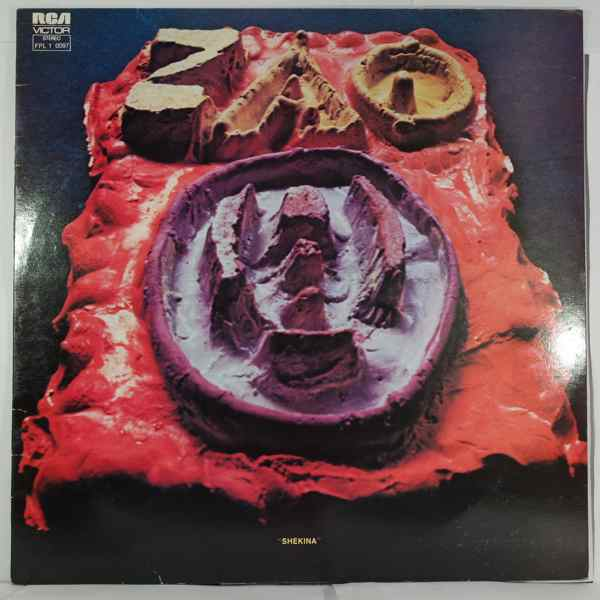 ZAO - Shekina - LP