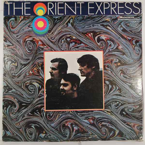 THE ORIENT EXPRESS - Same - LP