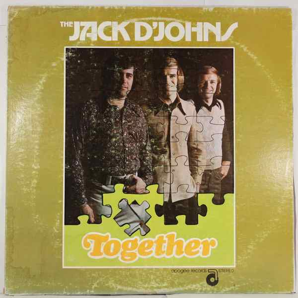 THE JACK D'JOHNS - Together - LP