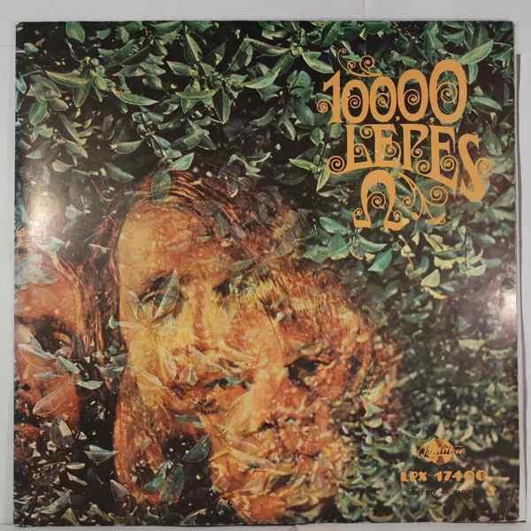 OMEGA - 10000 Lepes - LP