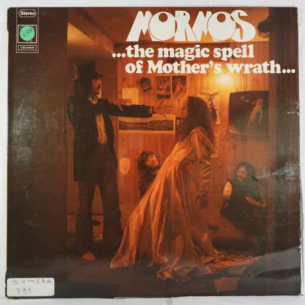 MORMOS - The Magic Spell Of Mother's Wrath - LP