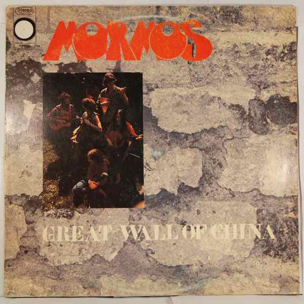 MORMOS - Great Wall Of China - LP
