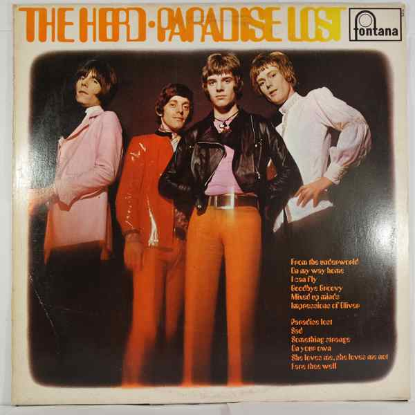 THE HERD - Paradise Lost - LP