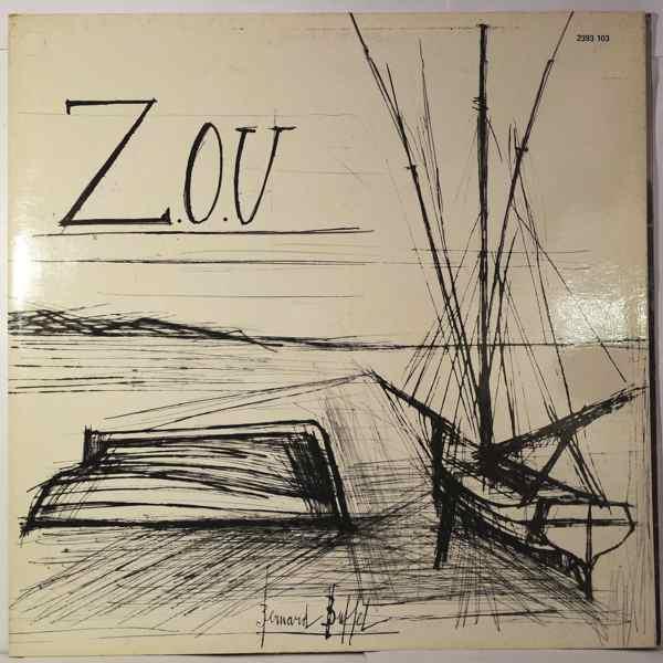 Z.O.U. - Same - LP
