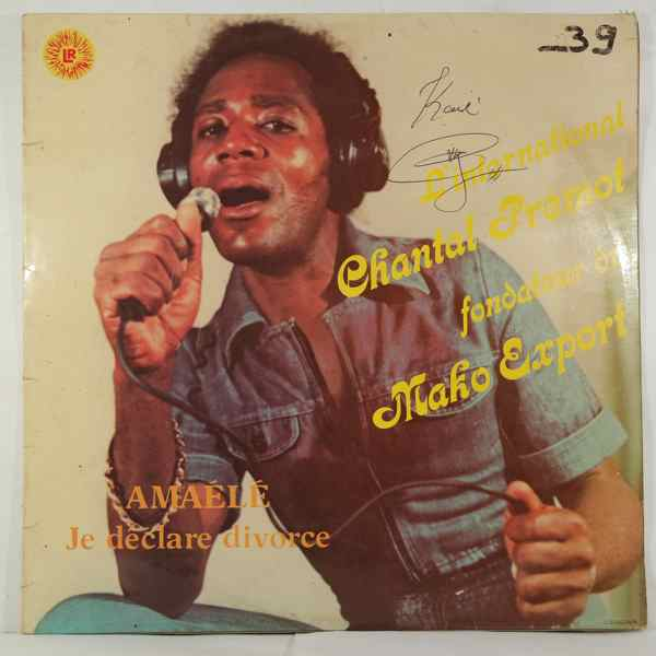 CHANTAL PREMOT - Amaele - LP