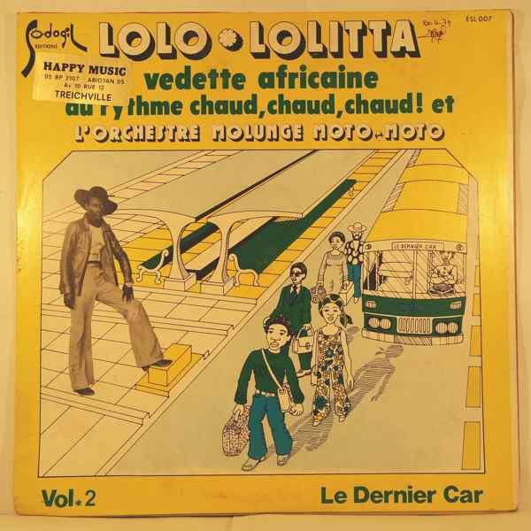 Lolo Lolita Le dernier car Vol. 2