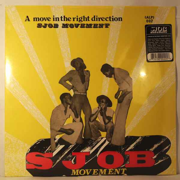 SJOB MOVEMENT - A Move In The Right Direction - LP