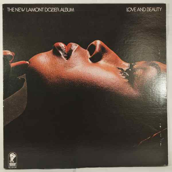 LAMONT DOZIER - Love And Beauty - LP