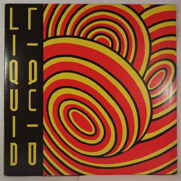 LIQUID LIQUID - Optimo - LP