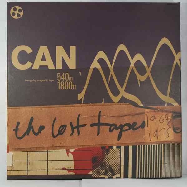 CAN - The Lost Tapes 1968-1975 - LP x 5