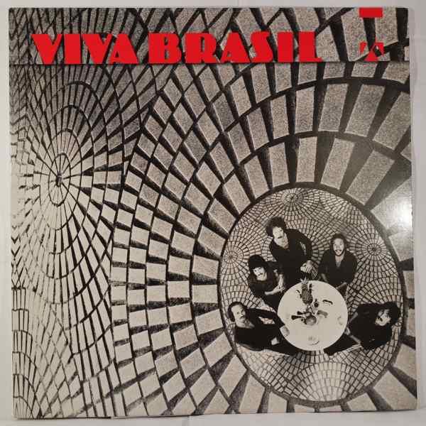 VIVA BRASIL - Same - LP