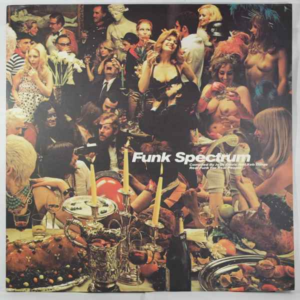 VARIOUS - Funk Spectrum - LP x 2