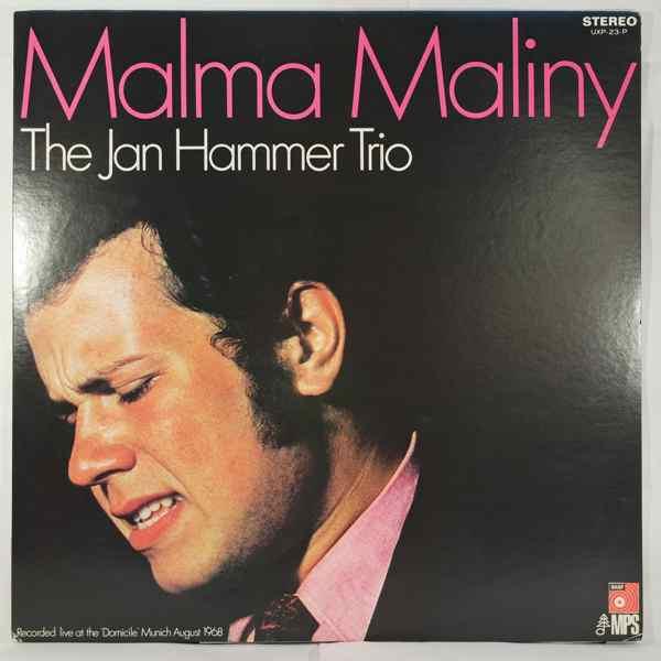 THE JAN HAMMER TRIO - Malma Maliny - LP