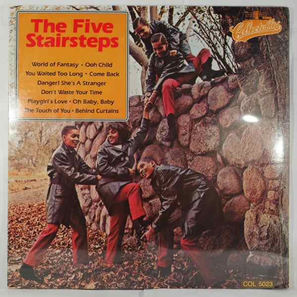 THE FIVE STAIRSTEPS - Same - LP