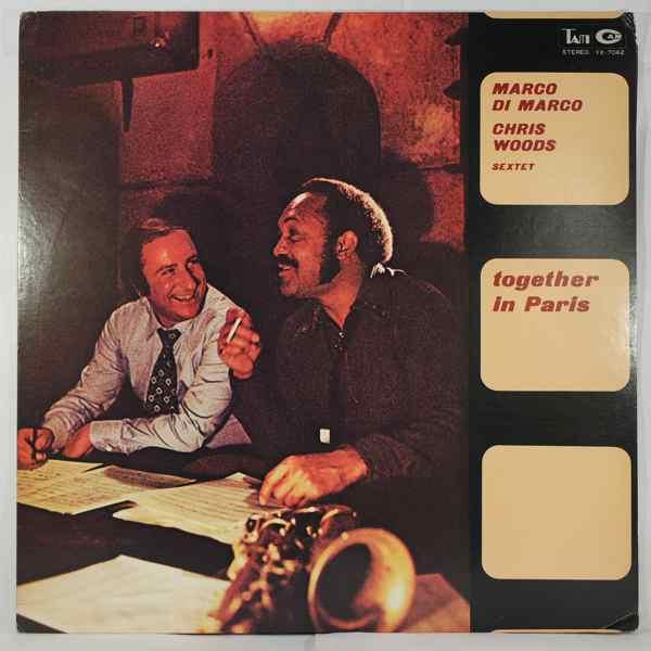 MARCO DI MARCO - Together In Paris - LP
