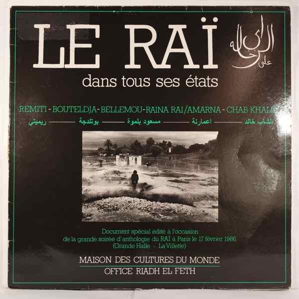 Various Le Rai Dans Tous Ses Etats