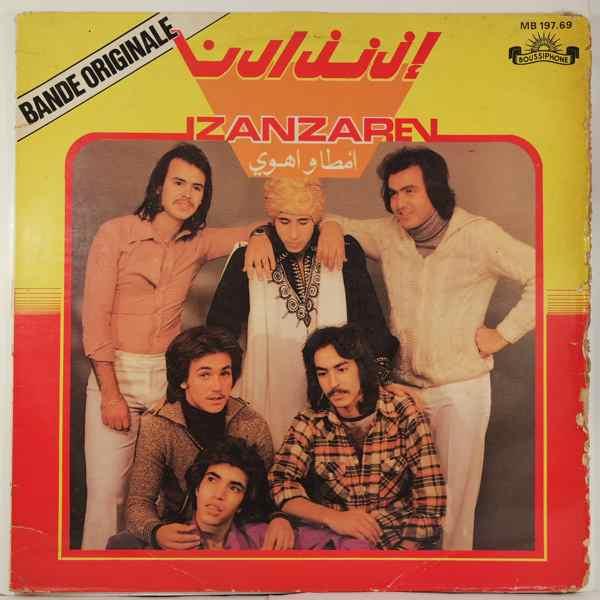 IZANZAREN - Hommage A Boubaker Anchaden - LP