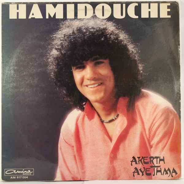HAMIDOUCHE - Akerth Ayethma - LP