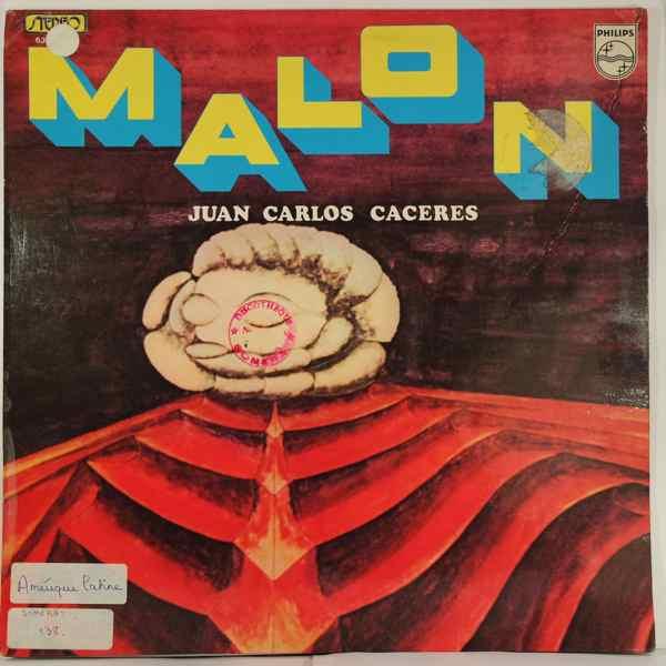 MALON (JUAN CARLOS CACERES) - El Camino Dale Negro - LP