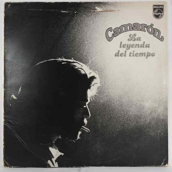 CAMARON - La Leyenda Del Tiempo - LP