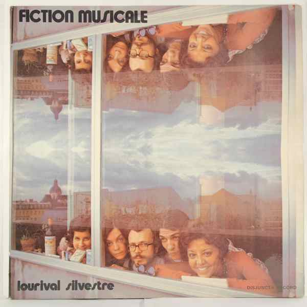 LOURIVAL SILVESTRE - Fiction Musicale - LP