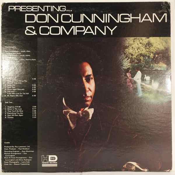 DON CUNNINGHAM & COMPANY - Presenting ... - LP