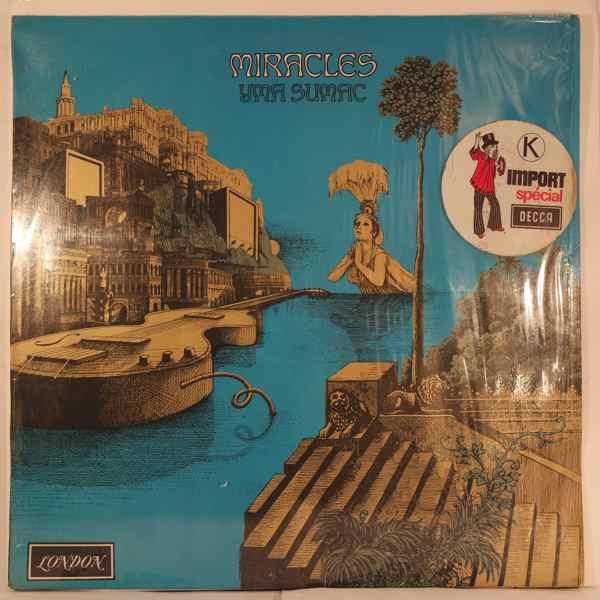 YMA SUMAC - Miracles - LP