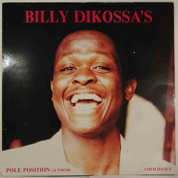 BILLY DIKOSSA'S - Pole position - LP