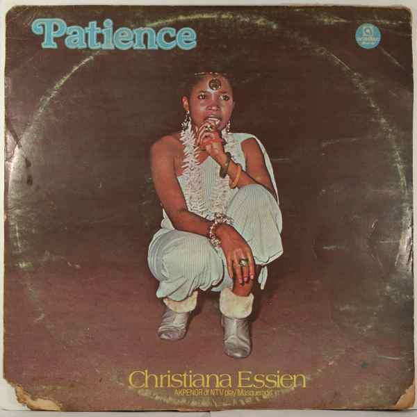CHRISTIANA ESSIEN - Patience - LP