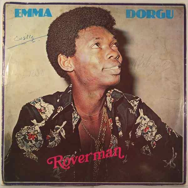 EMMA DORGU - Roverman - LP
