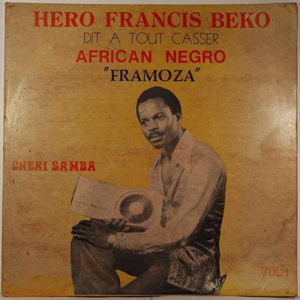 HERO FRANCIS BEKO - Framoza - LP