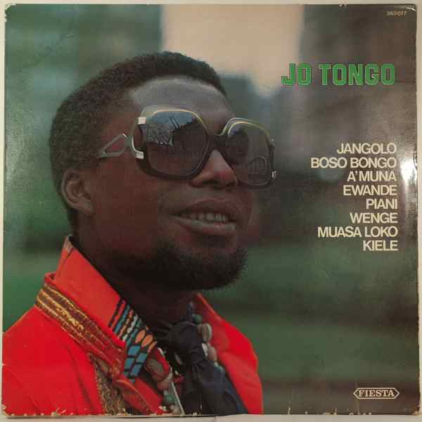 JO TONGO - Same - LP