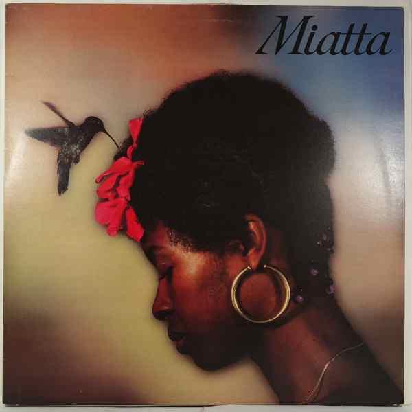 MIATTA FAHNBULLEH - Miatta - LP