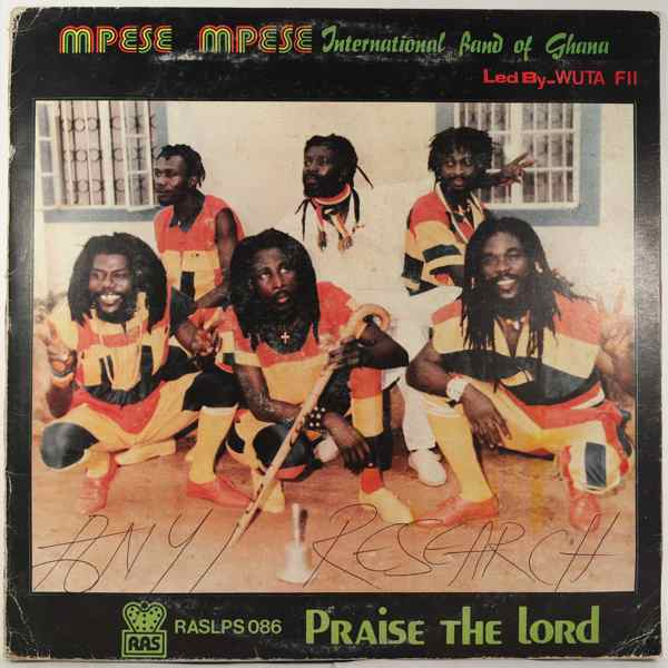 MPESE MPESE - Praise the lord - LP