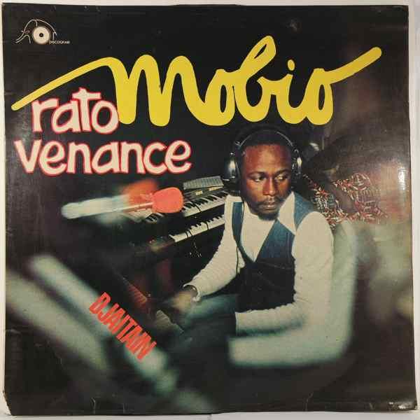 RATO MOBIO VENANCE - Djaitain - LP