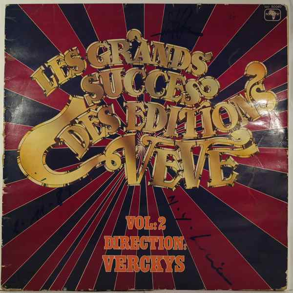 VARIOUS - Les grands succes des editions Veve Vol. 2 - 33T