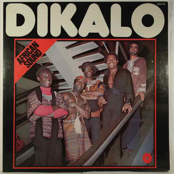 DIKALO - African sound - LP