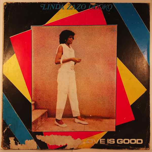 LINDA ZAZO ODOKO - Love is good - LP