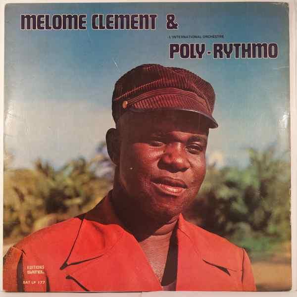 MELOME CLEMENT ET L'INTERNATIONAL  ORCHESTRE POLY  - Same - LP