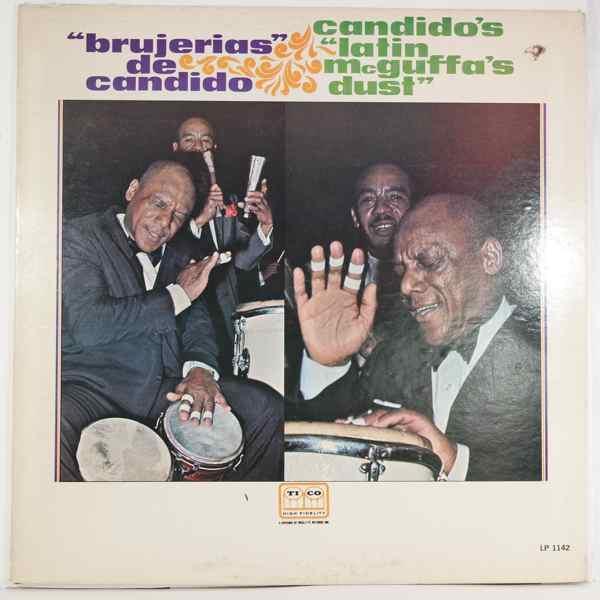 CANDIDO - Brujerias de Candido - LP