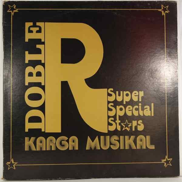 DOBLE R SSS - Karga musikal - LP x 2