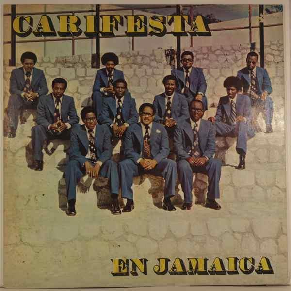 ESTRELLAS DEL CARIBE - Carifesta en Jamaica - LP