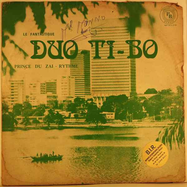 LE FANTASTIQUE DUO-TI-BO - Same - LP