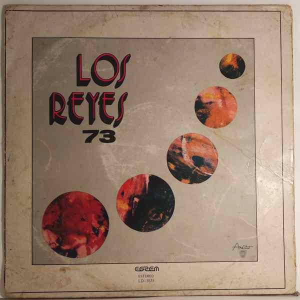 LOS REYES 73 - Same - LP