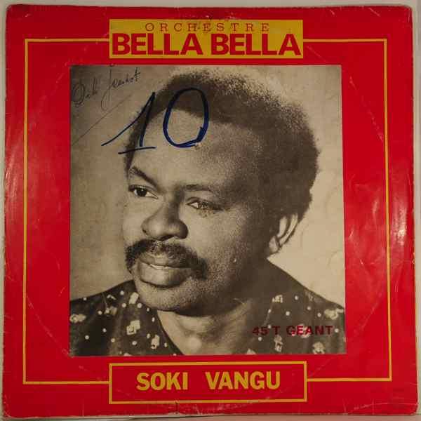 Orchestre Bella-Bella Nakomi mopaya
