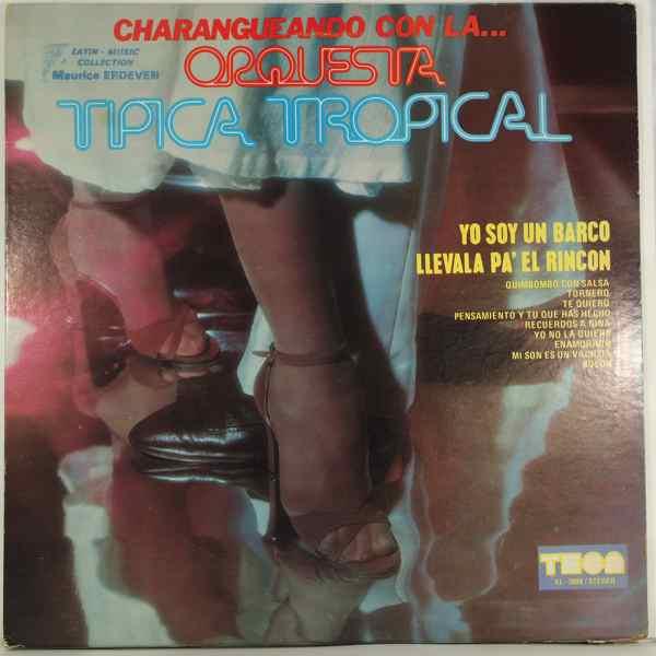 Orquesta Tipica Tropical Charangeando con la É