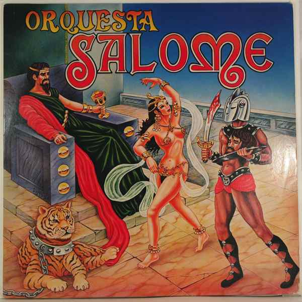 ORQUESTA SALOME - Same - LP